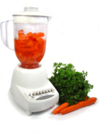 Carrots in raw dog food recipe