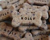 All Natural Blueberry Mini Bones Dog Treats