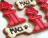 Personalized grain-free dog treats