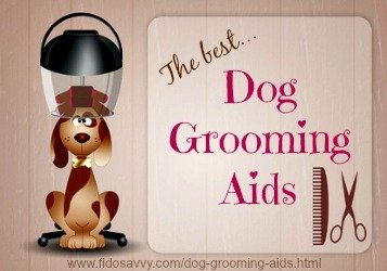 Guide to dog grooming aids