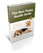 new puppy health guide book