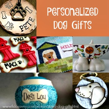 Find the best personalized dog gifts here